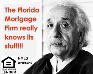 Albert Einstein and The Florida Mortgage Firm