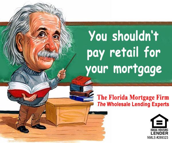 Albert Einstein Florida Mortgage Firm
