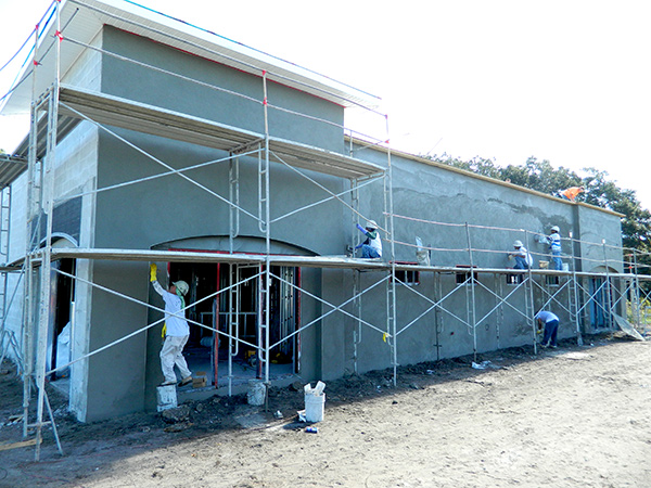 Florida-Mortgage-Firm-breaking-new-construction-week5-stucco