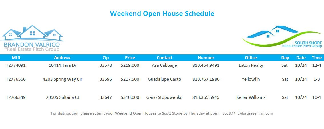 PITCH-Brandon-FloridaMortgageFirm-openhouseschedule