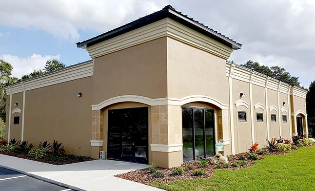 Florida Mortgage Firm - new building