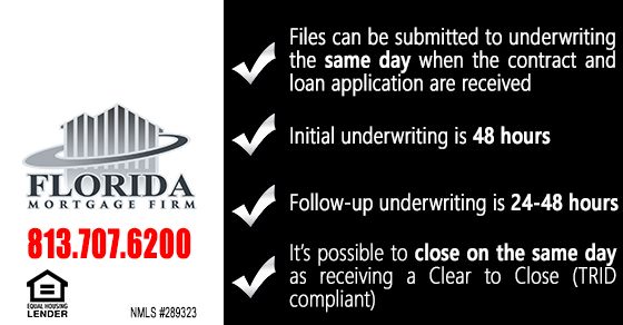 florida-mortgage-firm-underwriting-turn-times