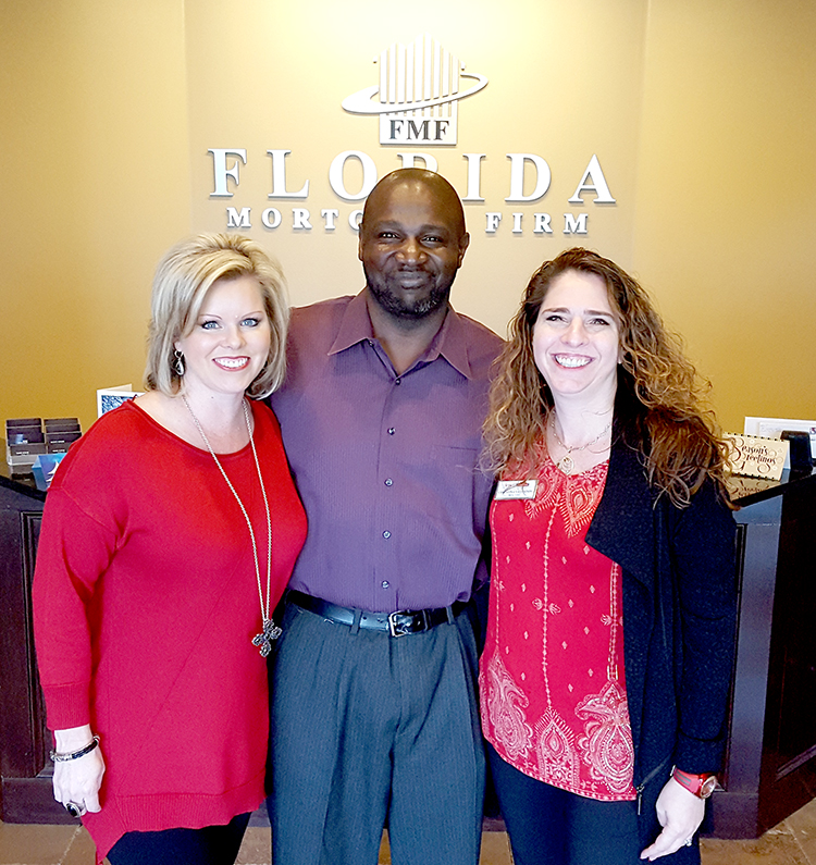 Closing Day at Florida Mortgage Firm